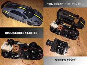 RC toy car #1